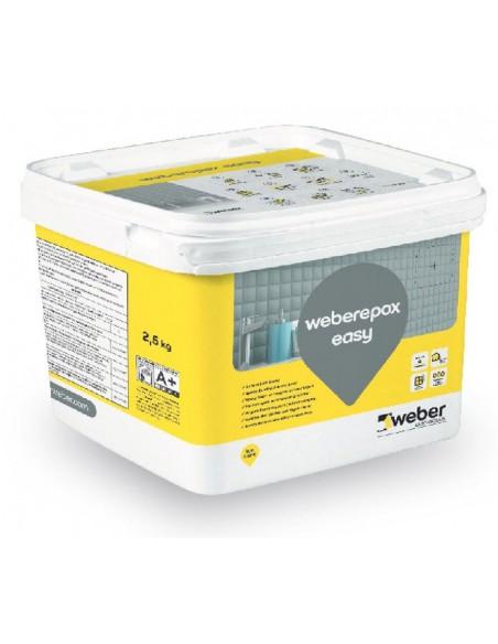 Weber epoxi Easy 2,5 Kg
