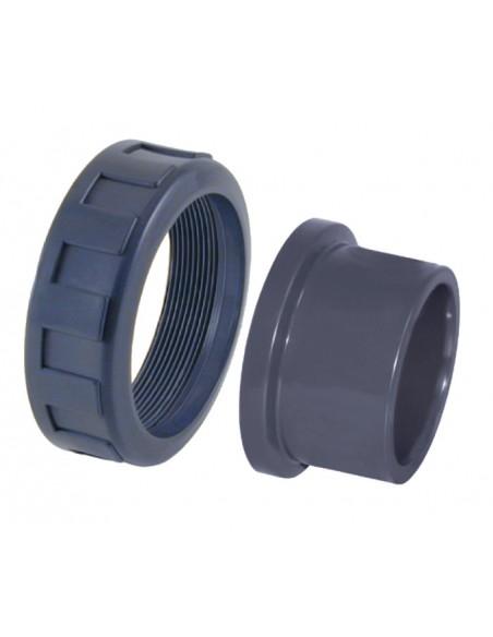 Conexión impulsor a tubería 32 mm