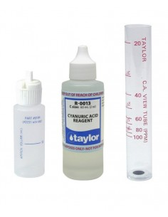 Test ácido isocianúrico Taylor