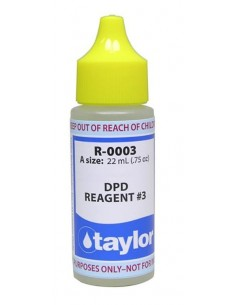 Recambio reactivo cloro de...