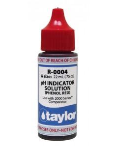 Recambio reactivo pH de...