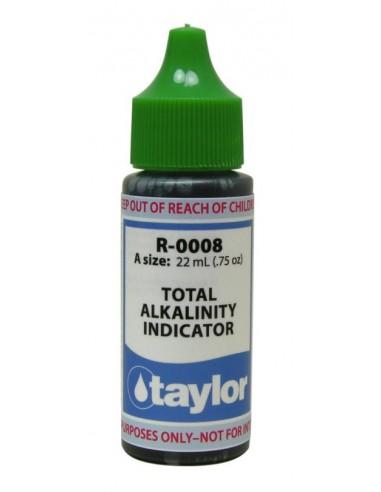 Recambio reactivo Alcalinidad de...