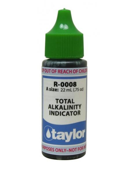 Recambio reactivo Alcalinidad de Taylor, R-0008